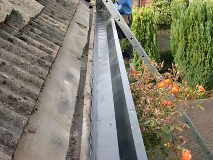 Watertight Aluminium Liner Concrete Block Amp Finlock Style